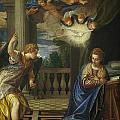 The Annunciation by Paolo Veronese