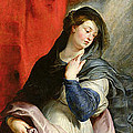 The Annunciation by Peter Paul Rubens