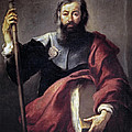 The Apostle Saint James by Bartolome Esteban Murillo
