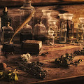 The Apothecary by Priscilla Burgers