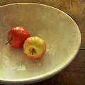 The Apple Bowl by Sally Banfill