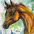 The Arabian Foal by Angel Ciesniarska