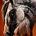 The Arabian Horse by Angel Ciesniarska