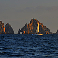 The Arch El Arco Cabo San Lucas by Christine Till