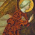 The Archangel Gabriel by Tommaso Masolino da Panicale