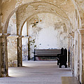 The Arches Of El Morro by Mary Lou Chmura