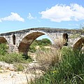 The Arches Of Pont St. Julien by Christiane Schulze Art And Photography
