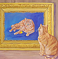 The Art Critic by Ellie Taylor