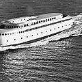 The Art Deco Ferry Kalakala by Underwood Archives