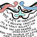The Art Of Communication... by Genia GgXpress