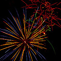 The Art Of Fireworks  by Saija  Lehtonen