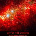 The Art Of The Universe 309 by The Hubble Telescope