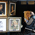 The Artist by Carlos Diaz