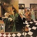 The Astrologer In The Golden Ratio by Jude Darrien