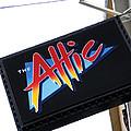 The Attic Myrtle Beach Sc by Bob Pardue