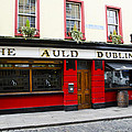 The Auld Dubliner  by Bill Cannon