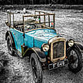 The Austin 7 by Adrian Evans