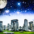 The Awesome Mystery Of Stonehenge by Mark Tisdale