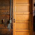 The Back Door by Fran Riley