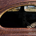 The Back Window by J L Woody Wooden