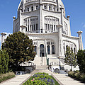 The Baha'i House Of Worship by John Gaffen
