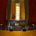 The Balcony by Susan Candelario