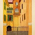 The Balcony by William Renzulli