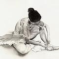 The Ballet Dancer by Hailey E Herrera