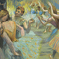 The Ballet by Edgar Degas