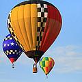 The Balloons by Susie Hoffpauir