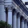 The Bank Of California by Eric Tressler