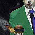 The Banlieu Burger by Marcella Lassen