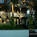 The Banyan House Resort In Key West by Susanne Van Hulst