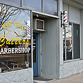 The Barber Shop 3 by Angelina Vick