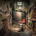 The Barber's Chair -the Demon Barber by Gary Heller