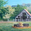 The Barn by Alicia Fowler