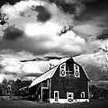 The Barn Before The Storm by Frank Savarese