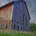 The Barn by John Crothers