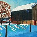 The Barnyard by Phil Chadwick