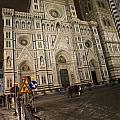 The Basilica Di Santa Maria Del Fiore  by Jason O Watson