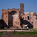 The Basilica Of Constantine by Jouko Lehto