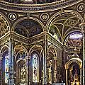 The Basilica Of St. Josaphat by Daniel George