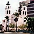 The Basilica Of St. Mary by Pharris Art