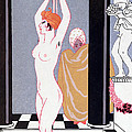 The Basin by Georges Barbier