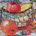 The Basket - Sold by Judith Espinoza