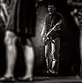The Bassist by Bob Orsillo