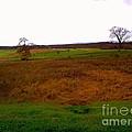 The Battlefield Of Gettysburg by Chris W Photography AKA Christian Wilson