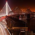 The Bay Bridges by Alexis Birkill