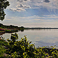 The Bay Of Green Bay by Deborah Klubertanz