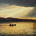 The Bay Of Silence by Kiril Stanchev